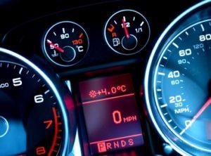 large compteur automobile 1